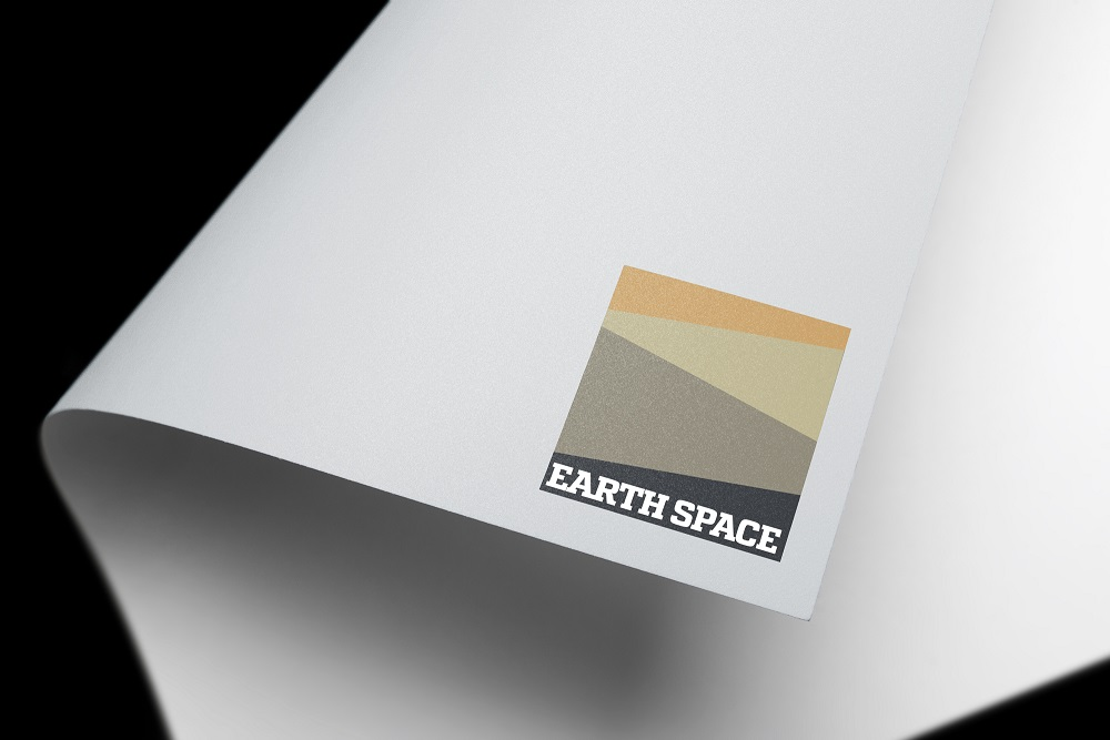 Earth and Space Mining Logo